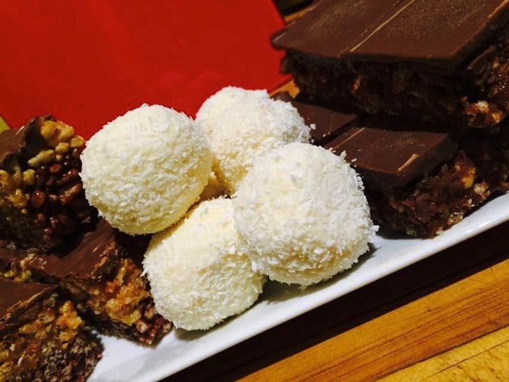 3 must try healthy treats