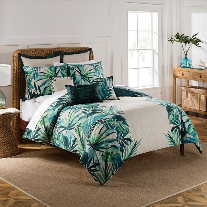 View A Larger Version Of This Product Image Duvet Cover Sets Bed Tropical Bedrooms