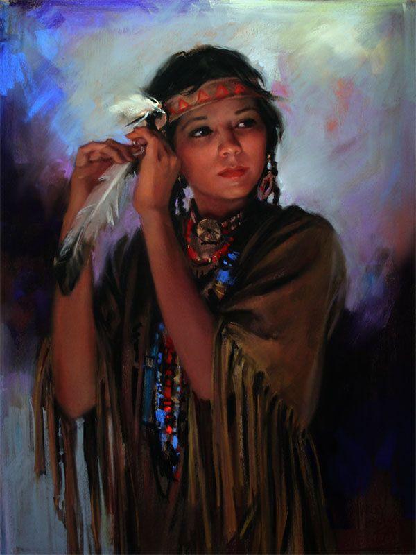 harley brown artist | Harley Brown Kanadal ı bir Ressam. O, Camberwell School of Art ...