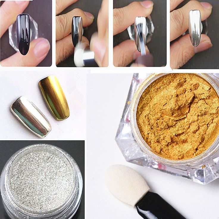 2017 New DIY Chrome Mirror Powder Nail 2g/Box Shinning Nail Art Glitter Mirror Powder Chrome Pigment Manicure DIY Tool #>=#>=#>=#>=#> Click on the pin to check out discount price, color, size, shipping, etc. Save and like it!
