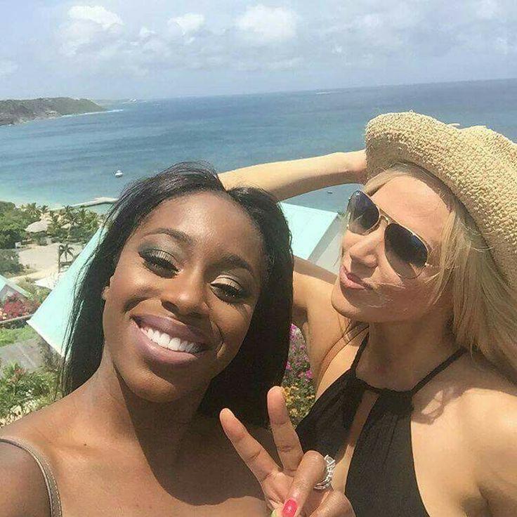 Renee Paquette Bikini Trinity Fatu & Ren...