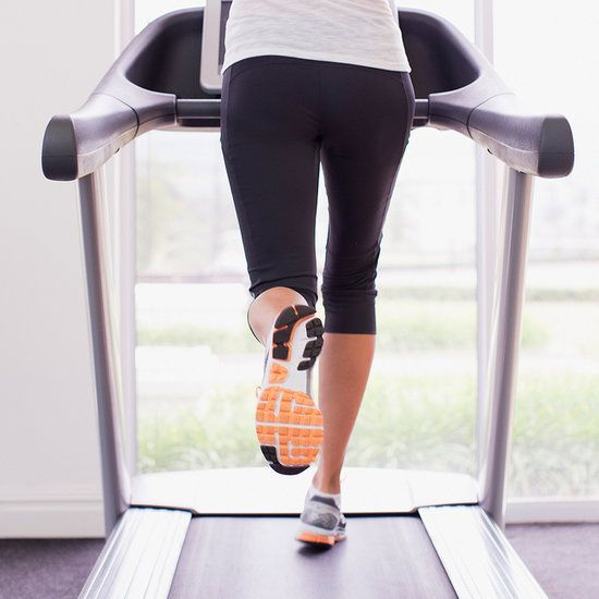 20-Minute Treadmill Workout for those cold rainy days