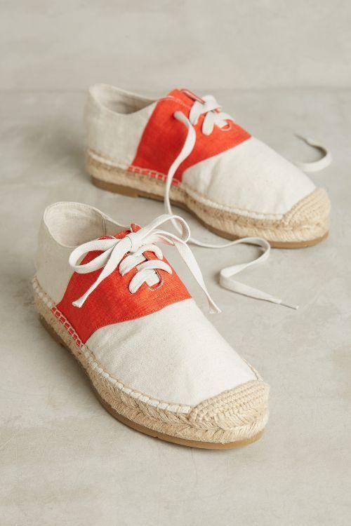 Charlotte Stone Beatriz Grenadine Espadrille Sneakers