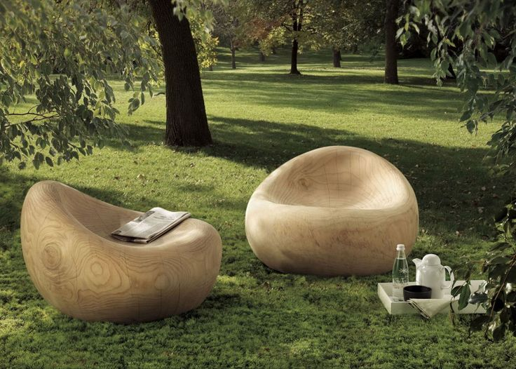 Armchair Maui designed by Terry Dwan for Riva 1920 #wood #designbest #design  #interiordesign  #interiors  #homestyle  #living #homedecor #homefurniture #home #furniture #style @riva1920 |