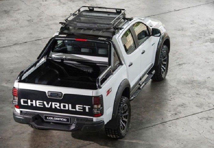 2019 Chevrolet Colorado Zr2 Bison Release Date Chevy Colorado