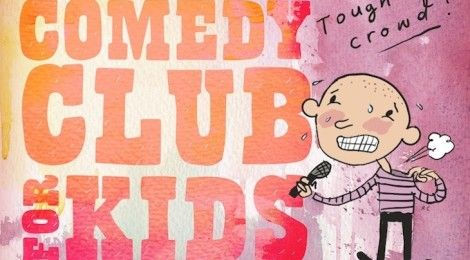 Comedy club for kids - get in on the action for kids at the Melbourne International Comedy Festival