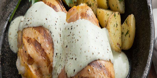 Esta es la Receta de Pollo a la Provenzal, una preparación rápida, sencilla y deliciosa.