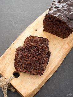 Bananowe ciasto ekstremalnie czekoladowe w kawowej polewie czekoladowej (bez glutenu) | true taste hunters | Bloglovin'