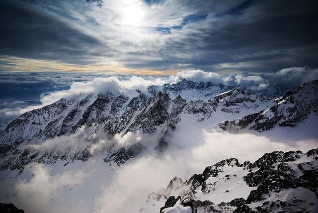 high tatras, slovakia - the first mountains I ever climbed