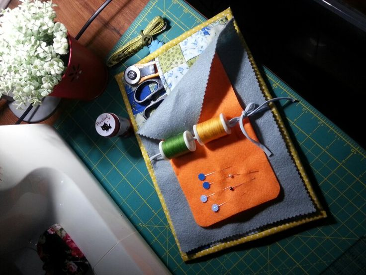 Sewing Pocket ....