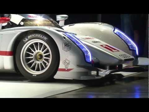 Video - Audi R18 Hybrid spotted in the flesh, sounds as good as it looks... OMG!