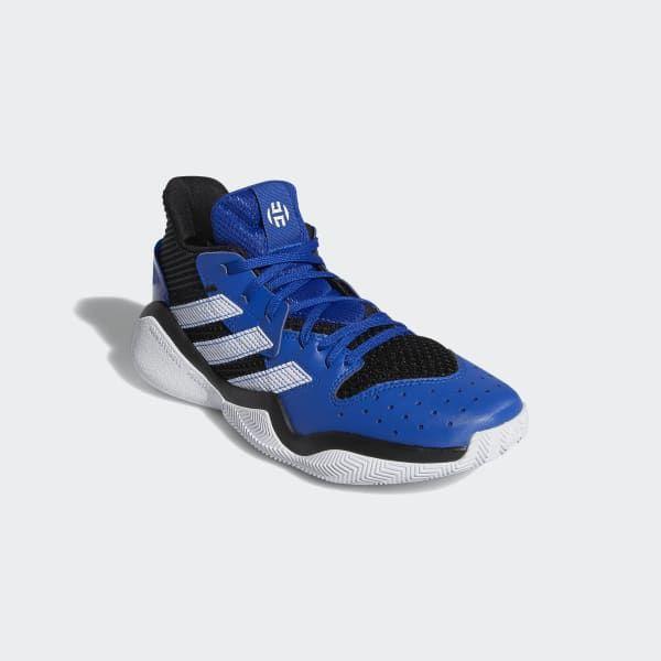 Adidas Harden Stepback Shoes Black Adidas Us Adidas Basketball Shoes Black Shoes Sneakers Nike
