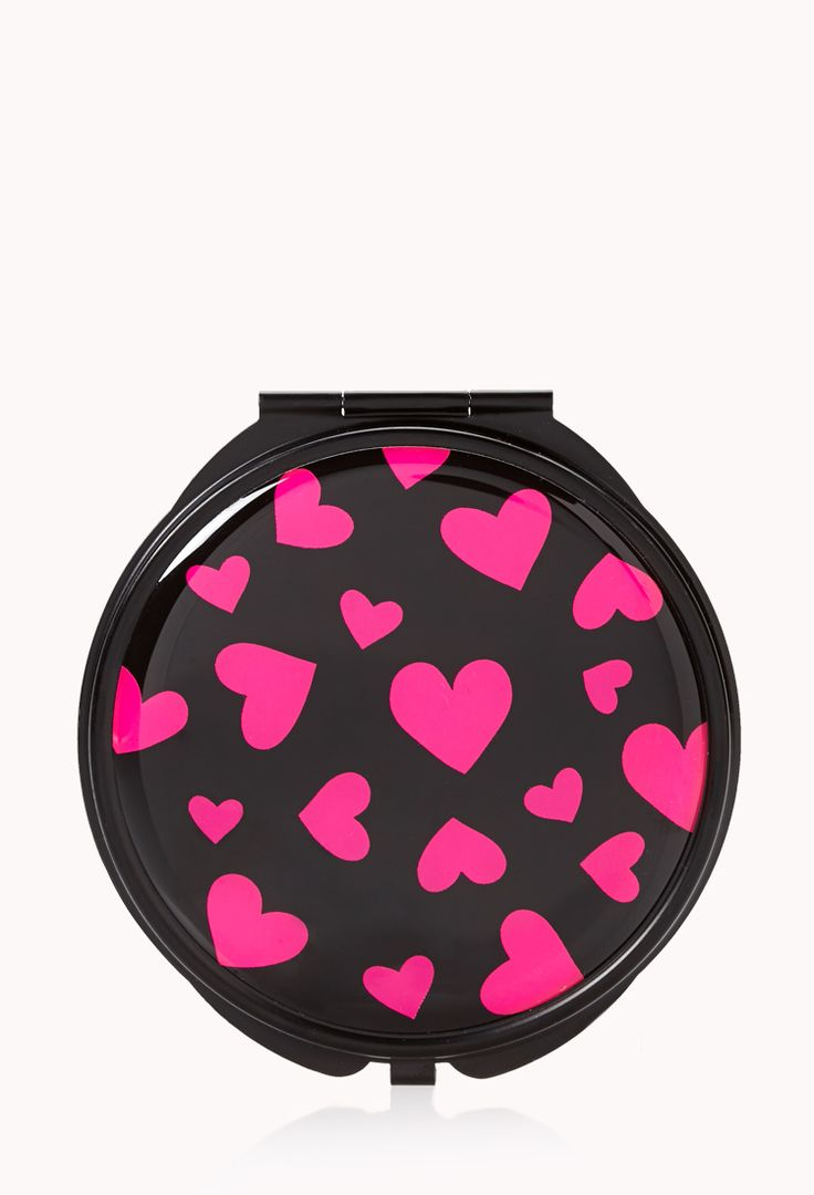 Queen Of Hearts Mirror Compact | FOREVER21 #F21Crush #ValentinesDay #Mirror