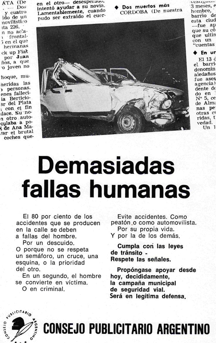 """Fallas Humanas""-1976"