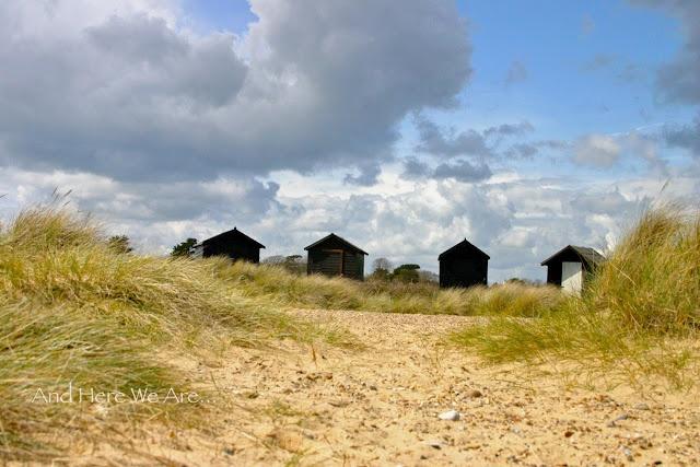 Walberswick, Southwold, on the Suffolk Coast