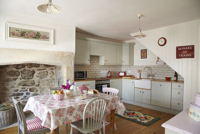 Bridge Cottage 1016 by Cath Kidston Style Holiday Cottage Wiltshire, via Flickr