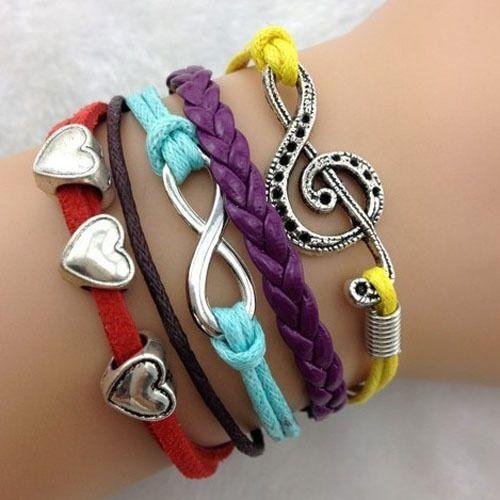 Charm Bracelet Silver by booegies9