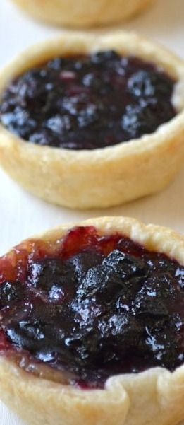 Saskatoon Berry Butter Tarts & Berry How To