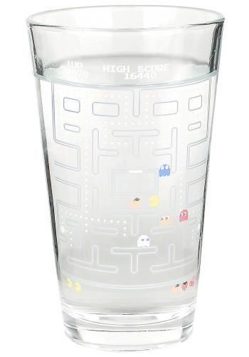 Colour Change - Pintglas van Pac-Man