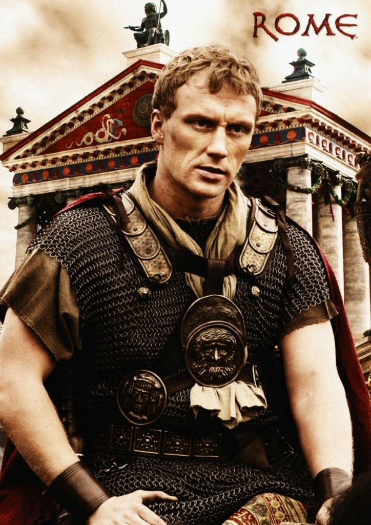 Rome (2005–2007) - Stars: Kevin McKidd, Ray Stevenson, Polly Walker.  -  A down-to-earth account of the lives of both illustrious and ordinary Romans set in the last days of the Roman Republic. -  ACTION / DRAMA / HISTORY