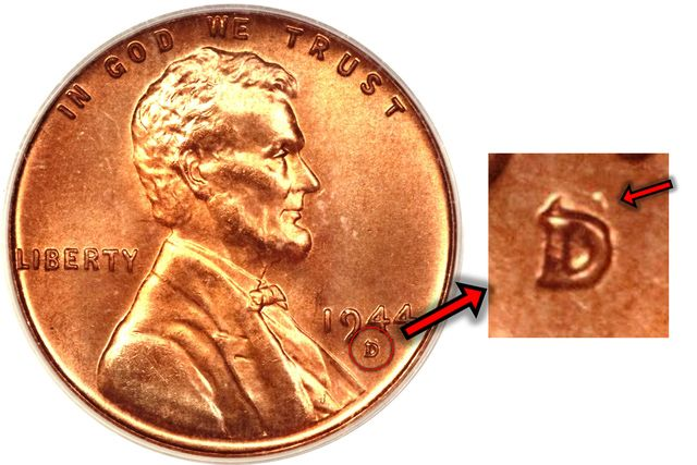 Find out If You Have One of the Most Valuable Lincoln Wheat Pennies: 1944-D D Over S