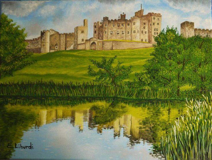 Dipingere il castello di HARRY POTTER(ALNWICK CASTLE) Il paesaggio scozzese che resta nel cuore, una giornata freddissima trascorsa in questi luoghi e poco dopo aver varcato il cancello il quadro …
