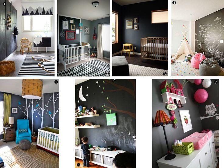 más de 25 ideas increíbles sobre habitaciones negras en pinterest