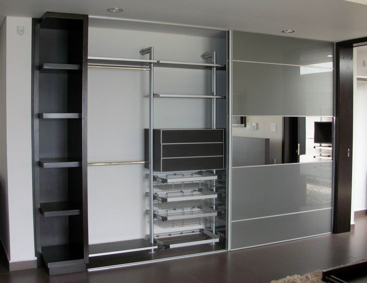 19 best images about closet modular on pinterest for Closet para dormitorios
