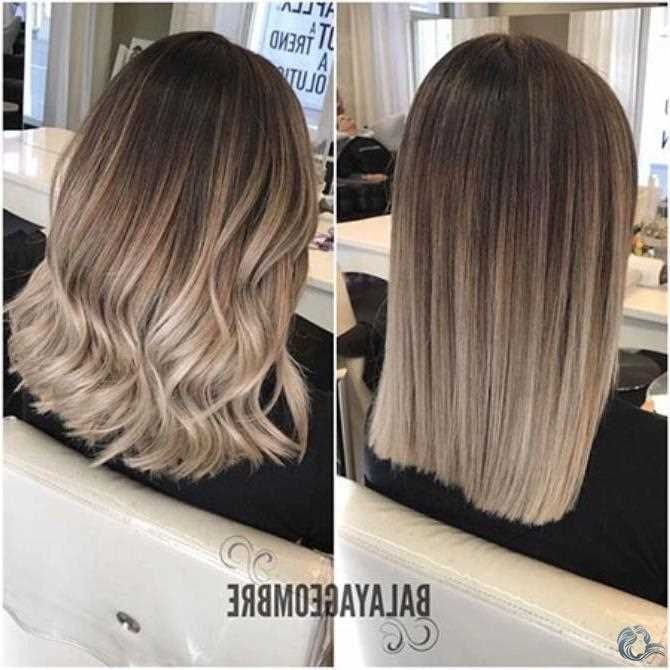 23 Mittellange Bob Frisuren 2019 Lob Hair With Ash Ombre Balayage Coloring The Post 23 Mittellange Bob Frisuren 2019 A In 2020 Bob Frisur Haarschnitt Balayage Frisur