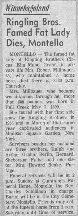 Tragic Death and Obituary Writing