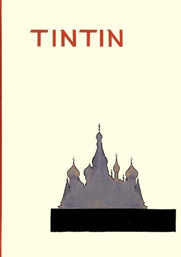 Les Aventures de Tintin - Album Imaginaire - Tintin chez les Soviets