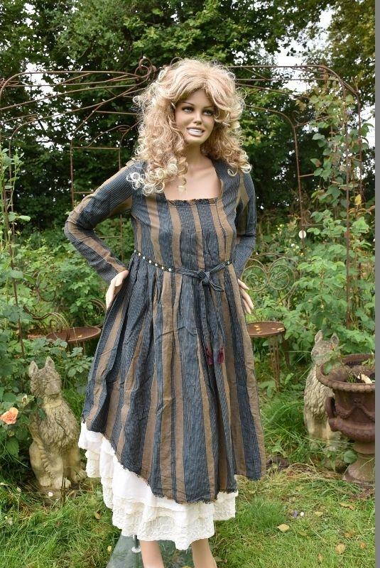 ewa i walla kleid dress striped linen 55526 ambientes24