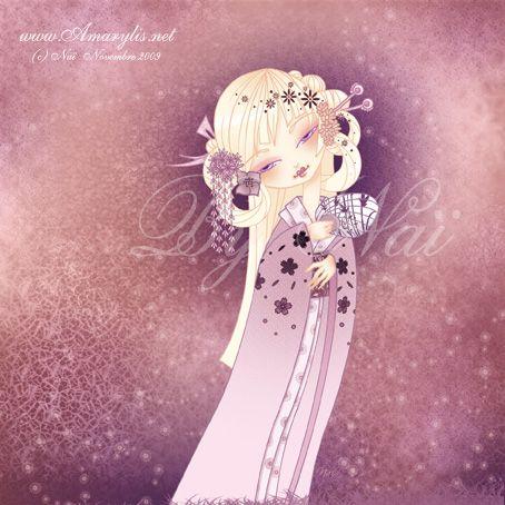 Kokeshi virgo by Nailyce.deviantart.com