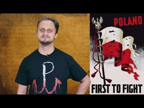 Poland first to fight! - YouTube