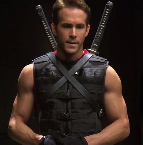Ryan Reynolds: Deadpool