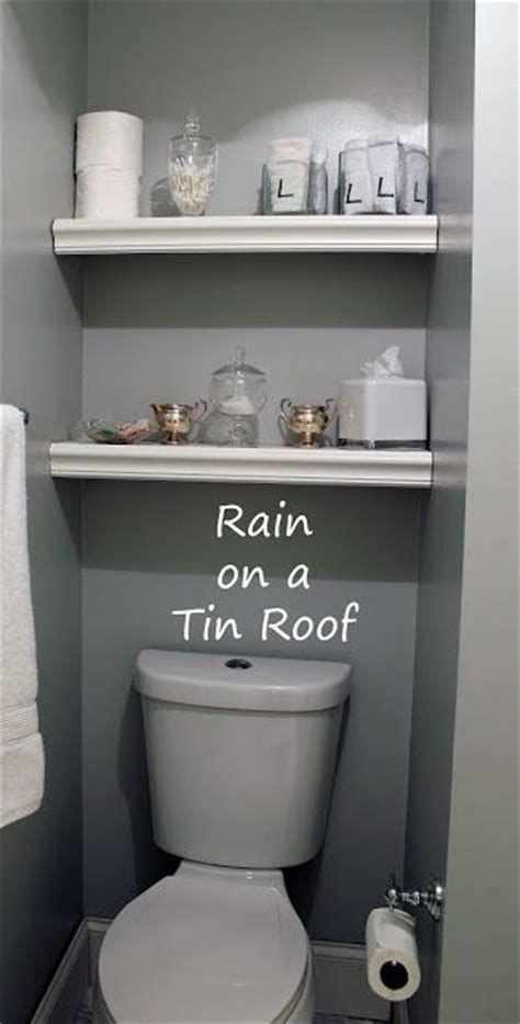 pinterest shelving above toilet – Google Search   – 135 House