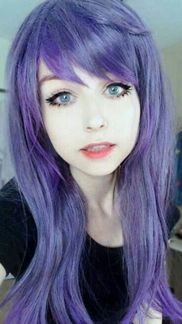 Pin By Josh Musser On Colorful Hair In 2019 Scene Hair Emo Girls