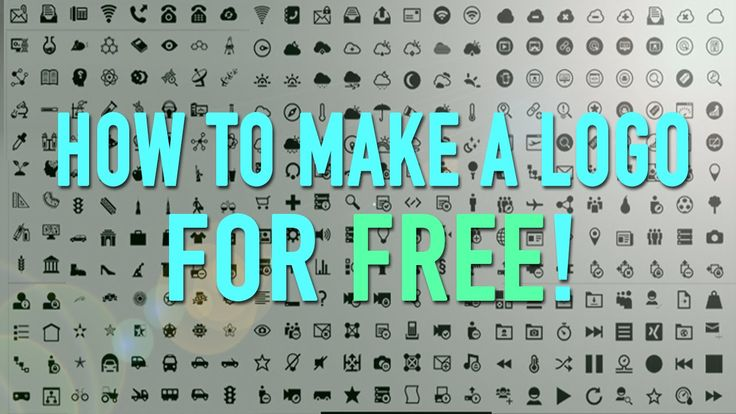 How To Make A Logo For Free!