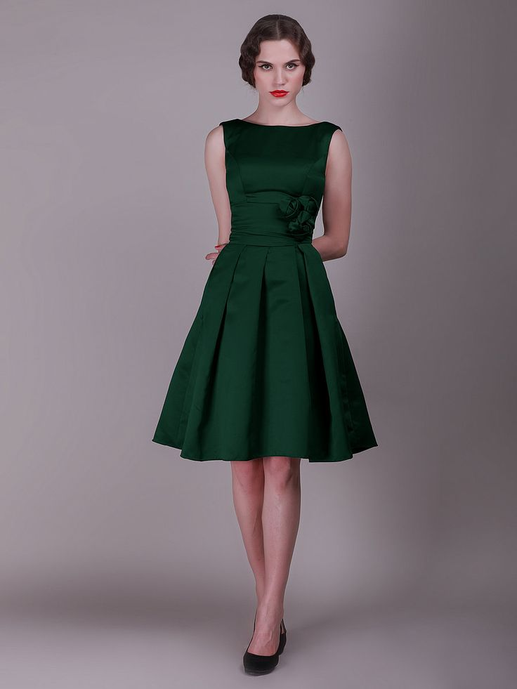 17 Best ideas about Forest Green Dresses on Pinterest - Forest ...