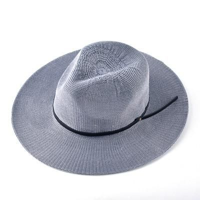 Natural Organic Straw Material Sun Hats for Women or Men - Breathable Cool UV Protection