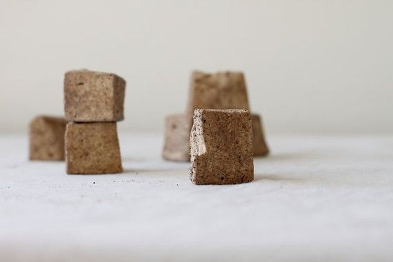 Espresso Coffee Marshmallows dusted with cocoa 1 by whimsyandspice, $6.50 @Chelsea Rose Henning  Oh em gee.