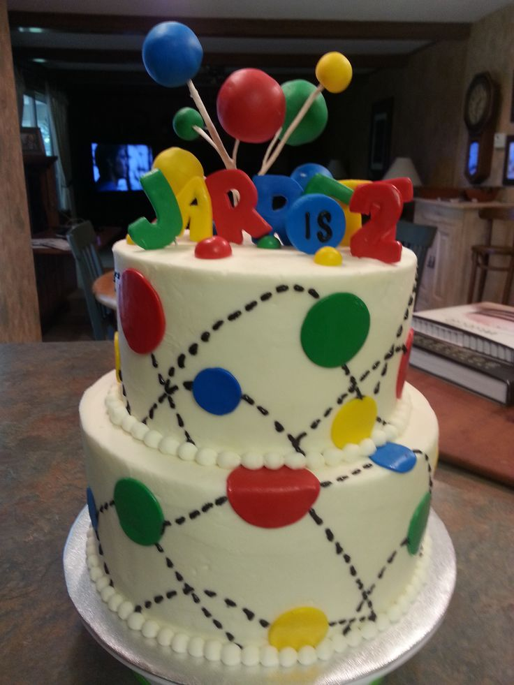 Ball Theme Birthday on Pinterest  Ball theme party, Ball birthday ...