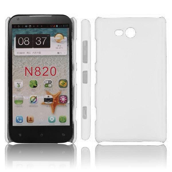 Hard Shell (Hvid) Nokia Lumia 810 Cover