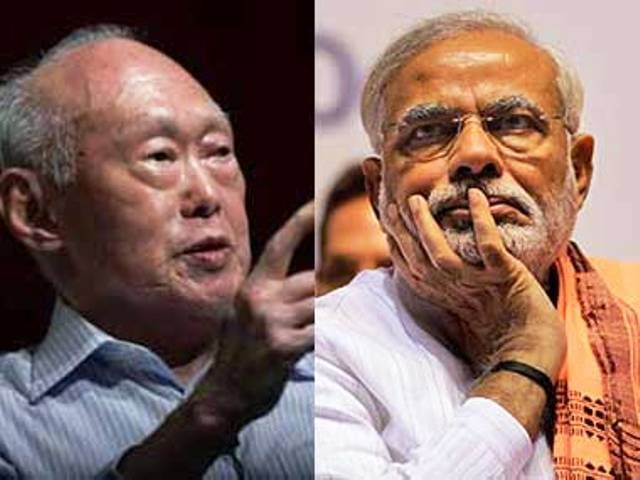 Modi does a Lee Kuan Yew to stamp out corruption in India