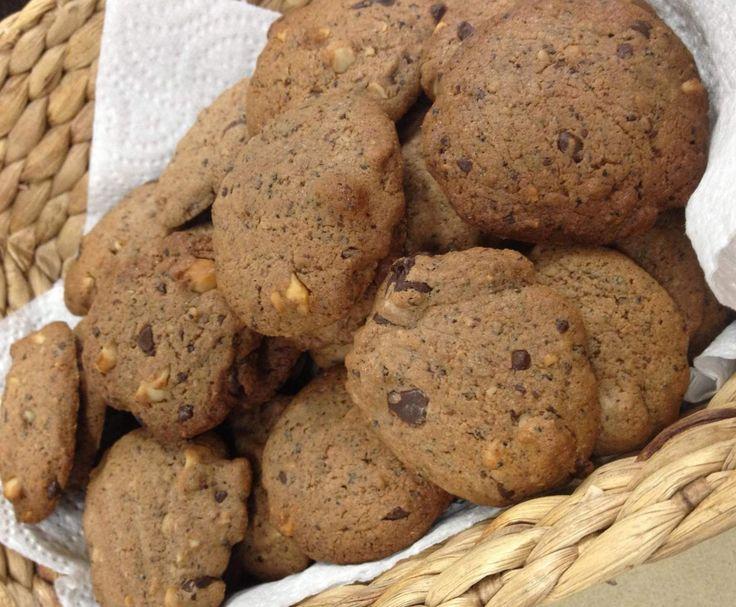 Recipe Wattleseed, choc chip, macadamia cookies by Jane.s - Recipe of category Baking - sweet