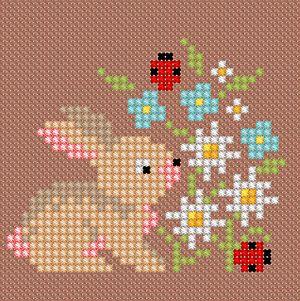 Готовимся к пасхе часть 3 (идеи из интернета) вышивка - Интересные идеи для вдохновения