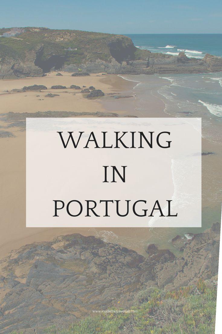 Walking in Portugal along the stunning Alentejo coast via @insidetravellab