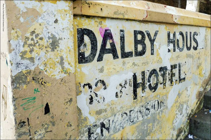 "Memory of the ""Dalby House Hotel"" (Dalby Square) Cliftonville - Margate - Kent UK."