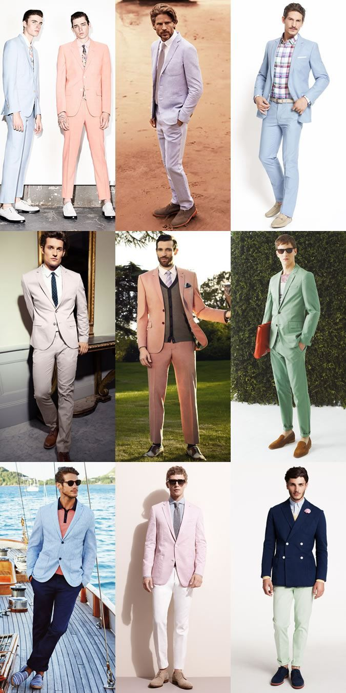30 Amazing Men's Suits Combinations to Get Sharp Look 30 Amazing Men's Suits Combinations to Get Sharp Look new pics