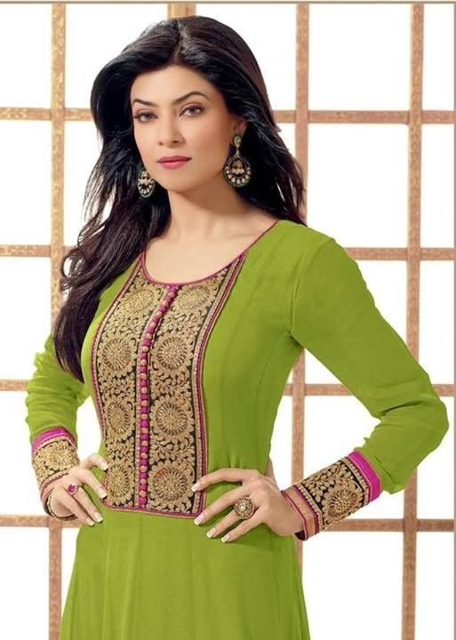 This is the image gallery of Sushmita Sen Anarkali Frocks Dresses 2014 for Girls. You are currently viewing Sushmita Sen Anarkali Frocks 2014 for Girls (12). All other images from this gallery are given below. Give your comments in comments section about this. Also share stylespoint.com with your friends.  #anarkalifrocks, #indiandresses, #anarkalisuits, #sushmitasen